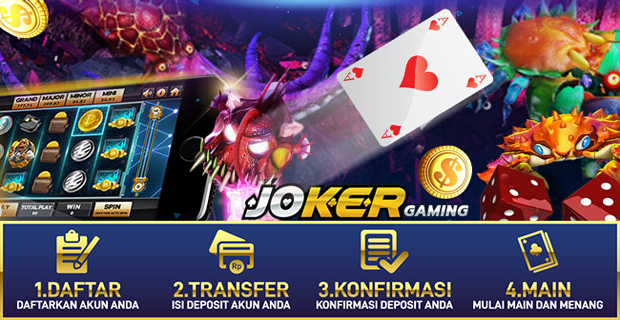 Daftar Joker1888 Net