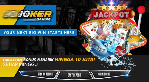 Link Login Joker1888 Slot