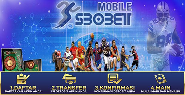 Agen Sbobet888 Indonesia